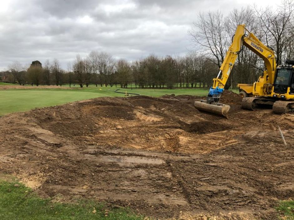 Lambourne Course Works 1