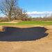 <17th Hole Green Side Bunker